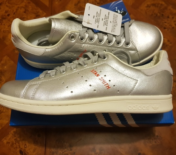 size 40 c41bf c4b33 Adidas Stan Smith W B41750 Rare New sz 7.5